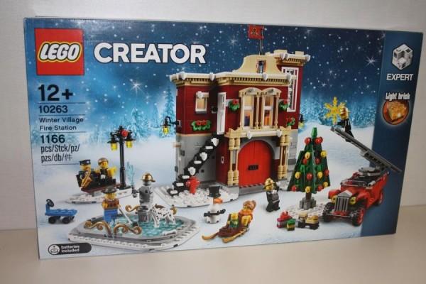 LEGO Creator Winterliche Feue