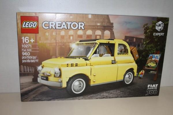 LEGO Creator Expert Fiat