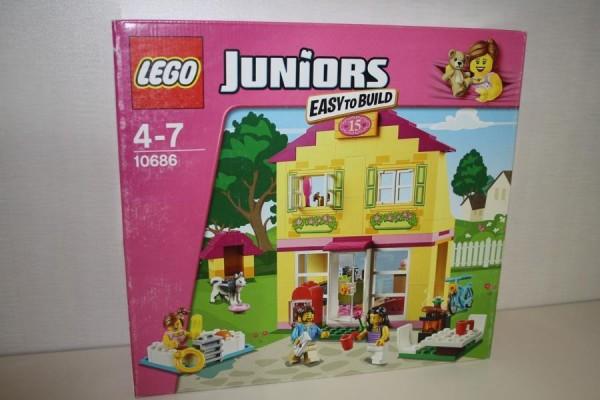 Lego Juniors Wohnhaus