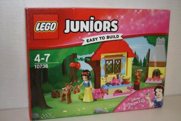 Lego Juniors Schneewittchen