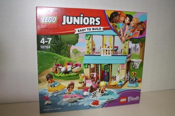 LEGO Juniors Stephanies Haus