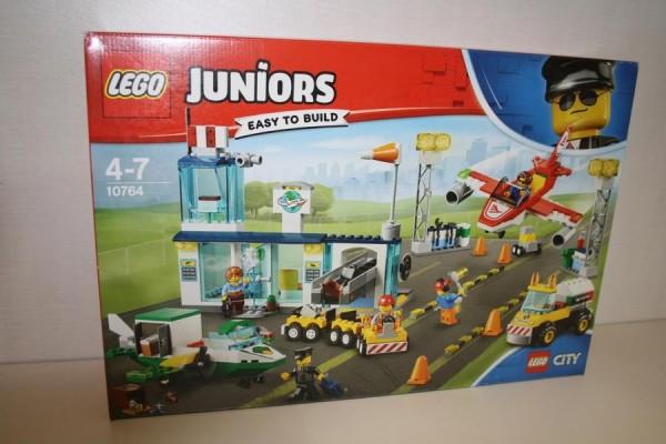 Lego Juniors Flughafen