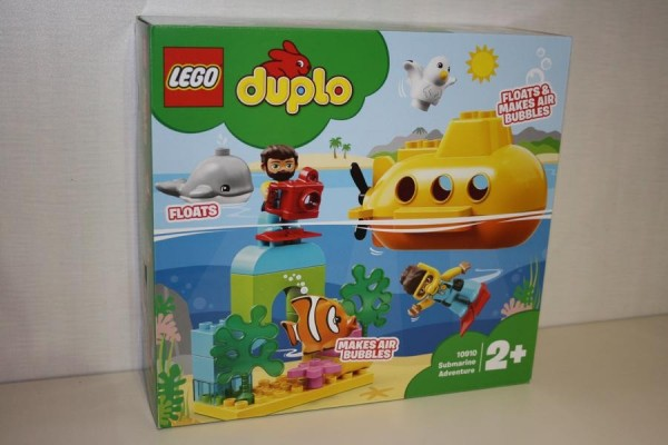LEGO Duplo U-Boot-Abenteuer