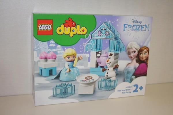 LEGO DUPLO Teeparty mit Elsa