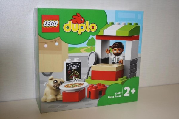 LEGO DUPLO Pizza-Stand