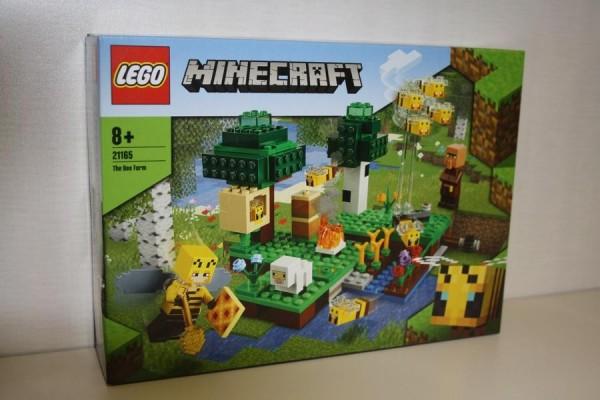 LEGO Minecraft Modell 1