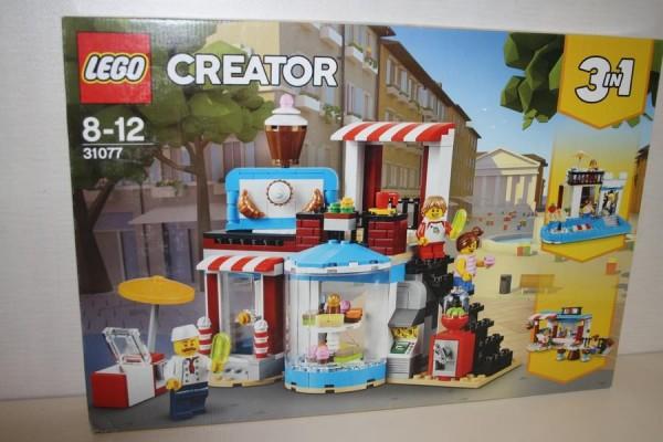 LEGO Creator Modulares Zucker