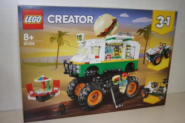 LEGO Creator Burger-Monster-T