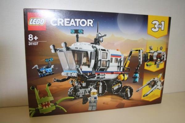 LEGO Creator Planeten Erk