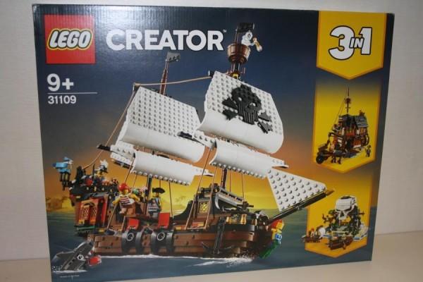 LEGO Creator Piratenschif