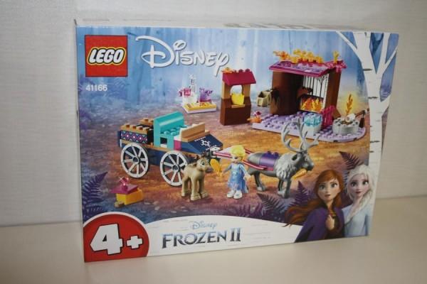 LEGO Frozen II Elsa und die R
