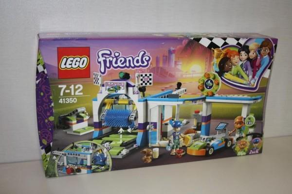 Lego Friends Go-Cart Waschanl