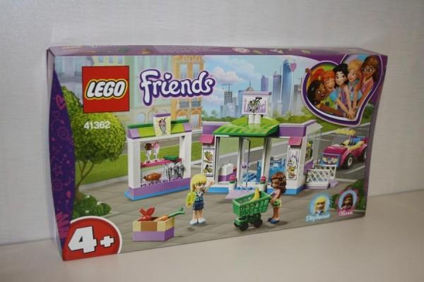 LEGO Friends 4+ Supermarkt vo