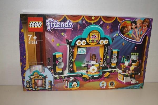 LEGO Friends Andreas Talentsh