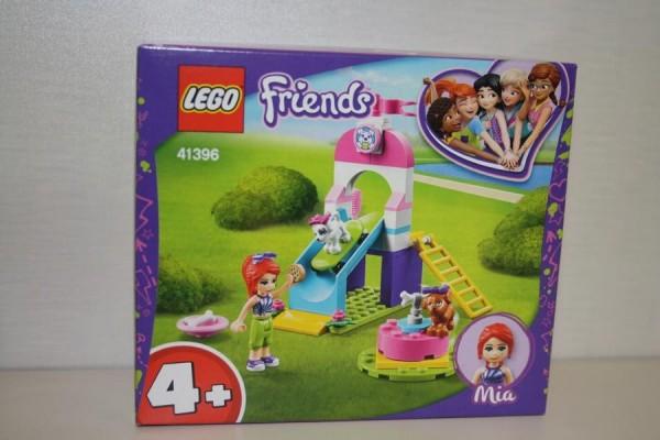 LEGO Friends Welpenspielplatz