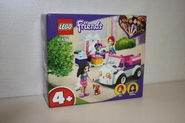 LEGO Friends Mobiler Katz