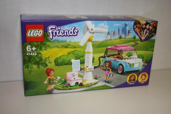 LEGO Friends Olivias Elek
