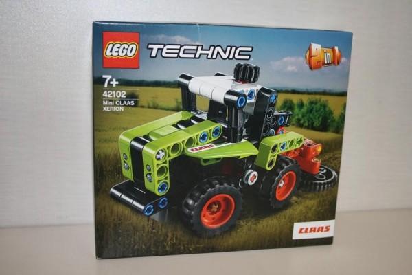 LEGO Technic Mini CLAAS XERIO