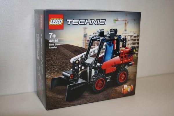 LEGO Technic Kompaktlader