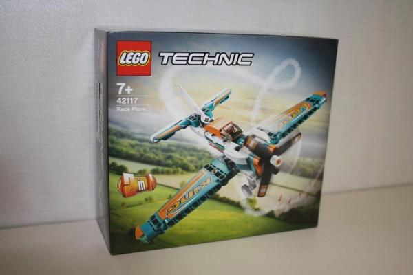 LEGO Technic Rennflugzeug