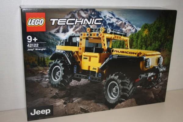LEGO Technic Jeep Wrangle