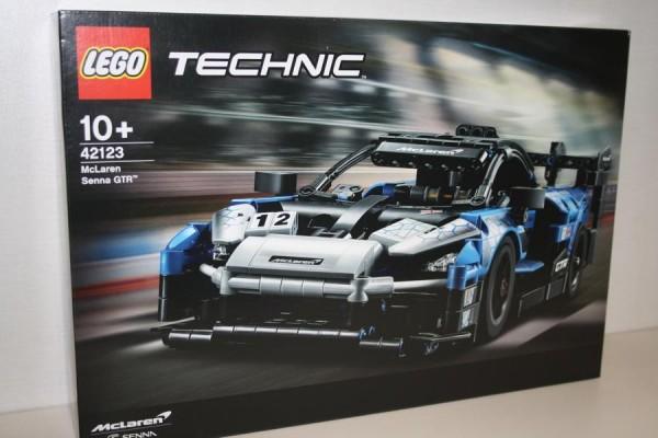 LEGO Technic McLaren Senn
