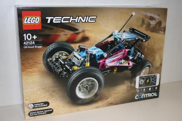 LEGO Technic Gel?ndewagen