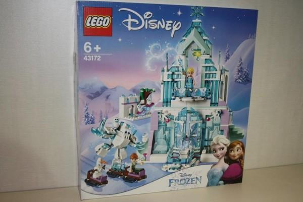 LEGO Princess Elsas magischer