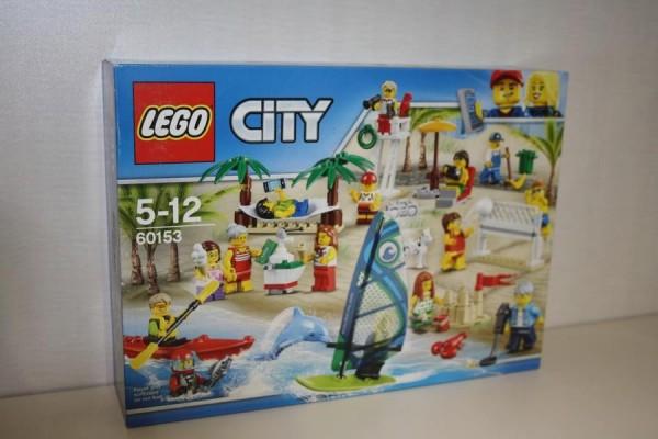 Lego City Strandleben
