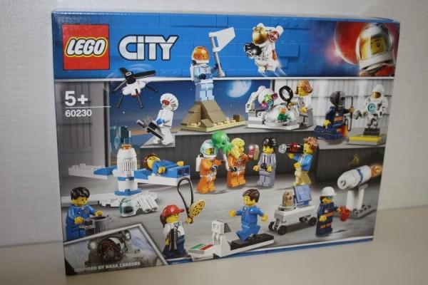 LEGO City Stadtbewohner - Wel