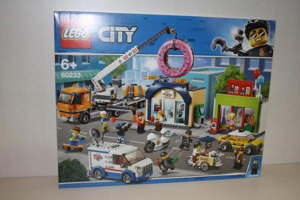LEGO City Groe Donut- Shop-E