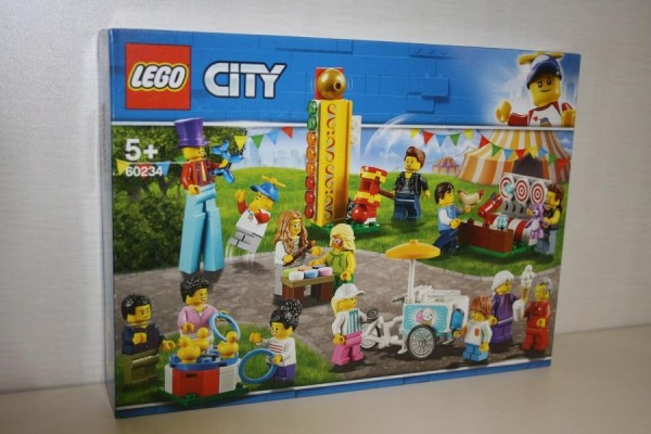 LEGO City Stadtbewohner - Jah
