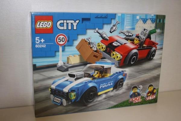 LEGO City Festnahme auf der A