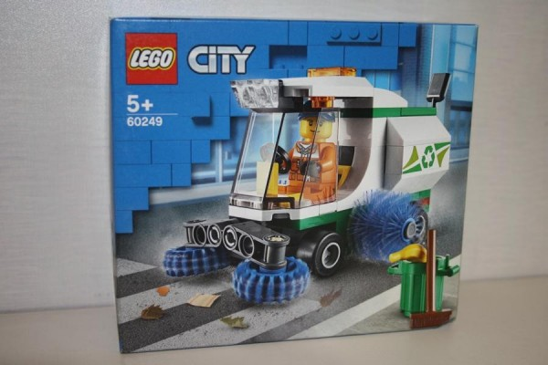 LEGO City Straenkehrmaschine