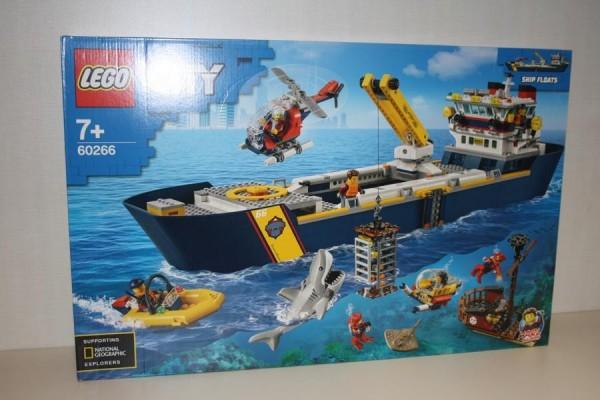 LEGO City Meeresforschung