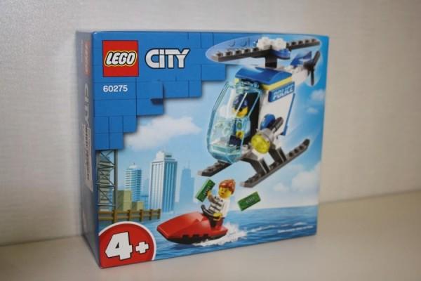 LEGO City Polizeihubschra