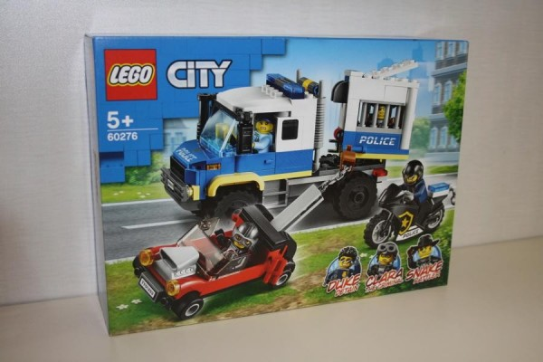 LEGO City Polizei Gefange