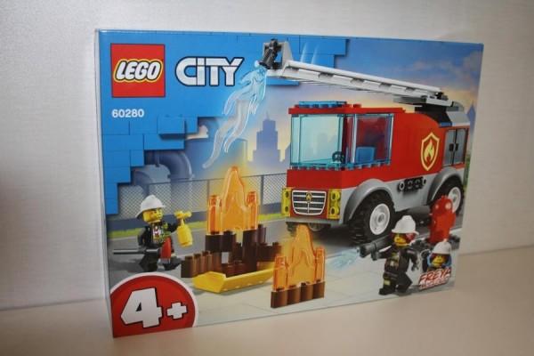 LEGO City Feuerwehrauto