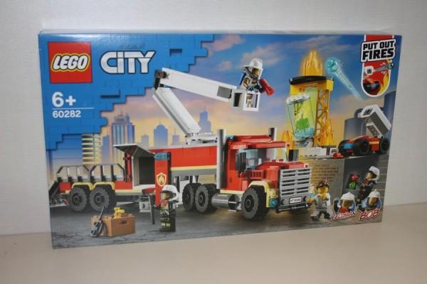 LEGO City Mobile Feuerweh