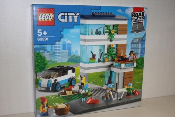 LEGO City Modernes Famili