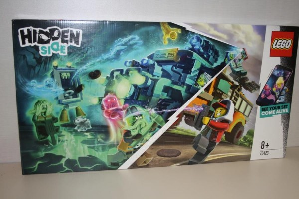 LEGO Hidden Side Spezialbus G