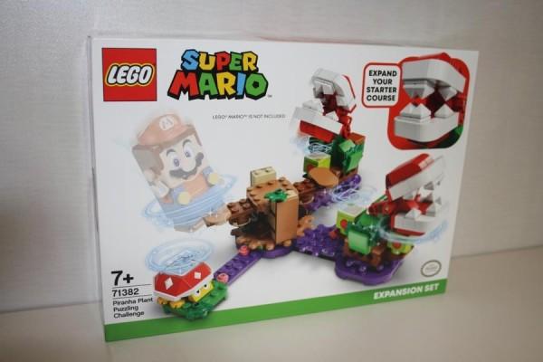 LEGO Super Mario Piranha