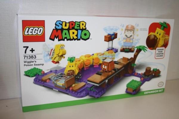 LEGO Super Mario Wigglers