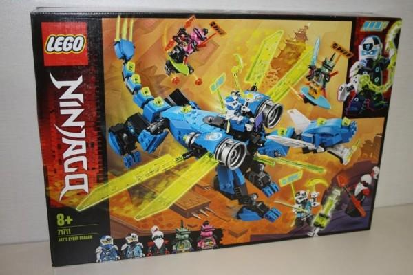 LEGO Ninjago Jays Cyber-Drach