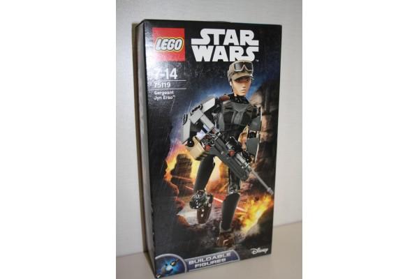 Lego Sergeant Jyn Erso