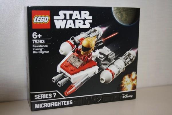LEGO Star Wars Widerstands Y-