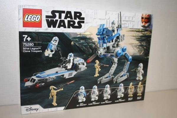 LEGO Star Wars Clone Troo
