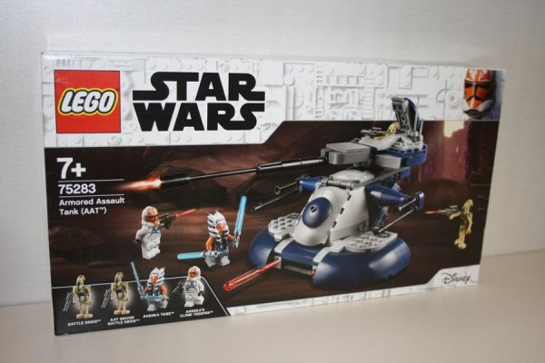 LEGO Star Wars Armored As
