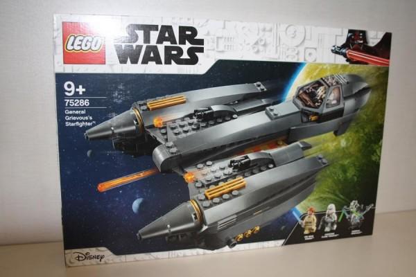 LEGO Star Wars General Gr