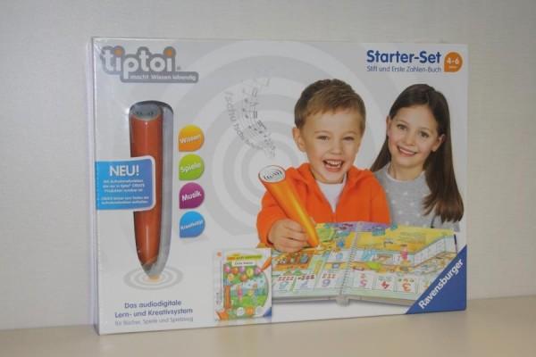 Tiptoi Starter Set Stift und